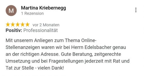 visionary consulting_Kundenstimme 3